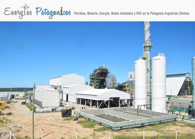 planta biomasa en Patagonia Argentino Chilena Bas Corporation Dominion
