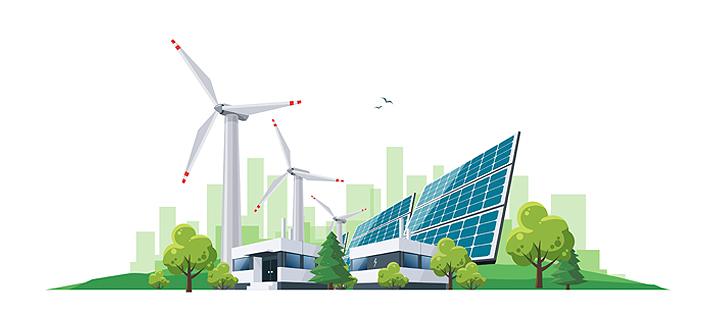 gestión de proyectos para construcción plantas energías renovables