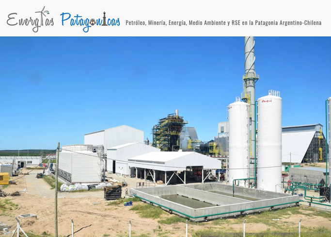 planta biomasa en Patagonia Argentino Chilena Bas Corporation Dominion