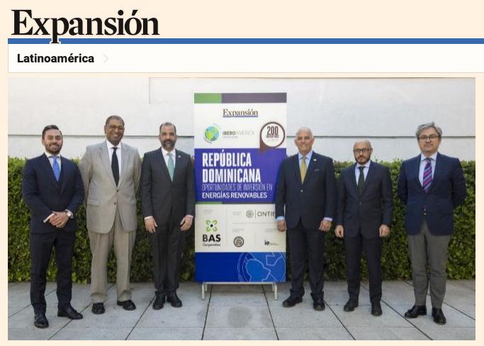 Expansión BAS Republica Dominicana 15 abril 2019