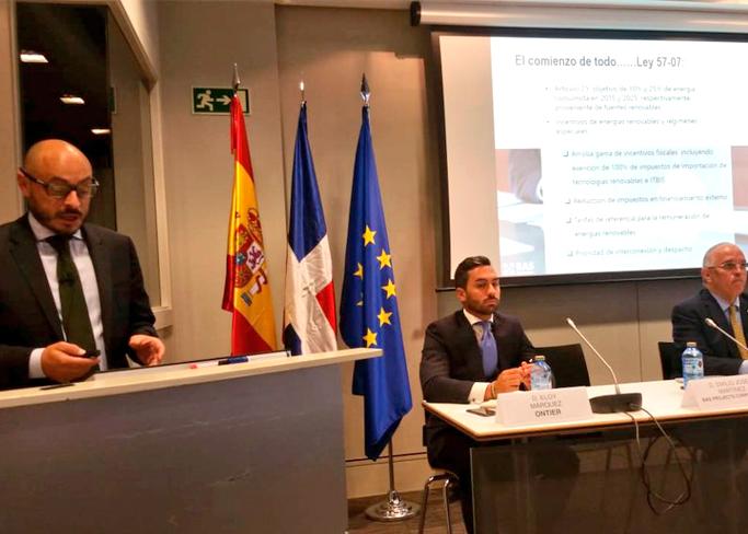experiencia de éxito BAS Corporation en Embajada República Dominicana