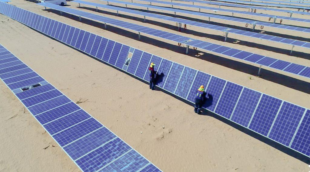 proyecto solar fotovoltaico Kaixo Mexico